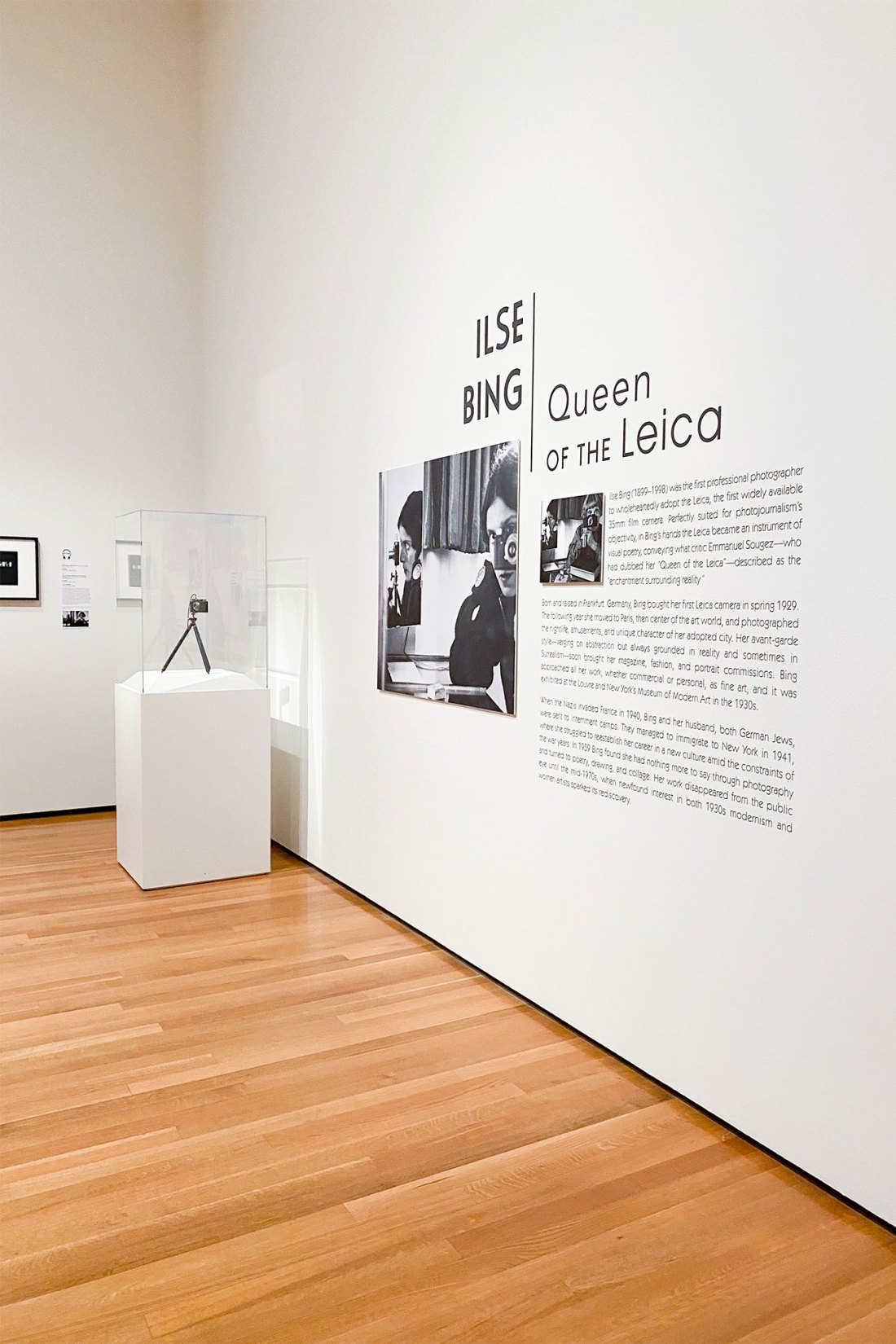 Ilse Bing at the Cleveland Museum of Art