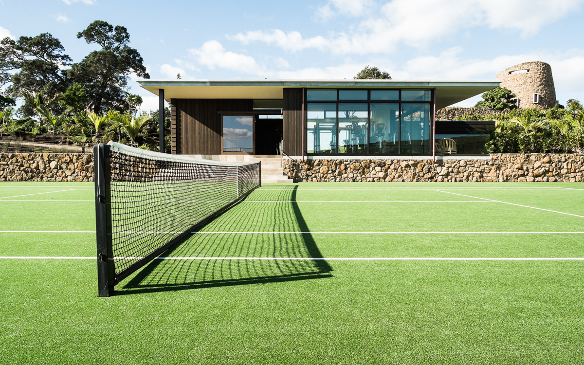 The Landing Tennis Court