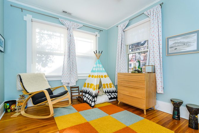 Kid's Room Cleaning in Asheville