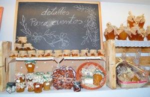 Dulces lorquinos artesanales
