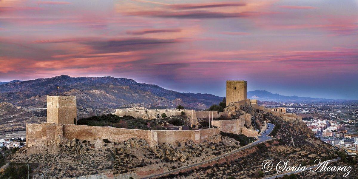 Fortaleza del Sol Lorca