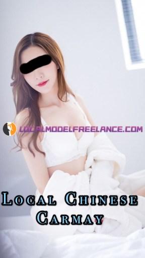 Local Freelance Girl - Chinese - Carmay