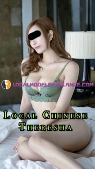 Local Freelance Girl - Chinese - Theresha