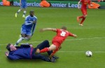 Man Utd boss Louis Van Gaal's fall during match inspires hilarious memes online - 11