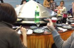 Massive steam-table seafood spread elicits excited exclamations - 28
