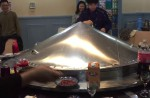 Massive steam-table seafood spread elicits excited exclamations - 32