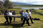 Anger and disbelief from MH370 China relatives over debris - 30