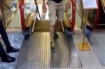 Chinese exercise extreme caution when riding escalators after mishap - 8