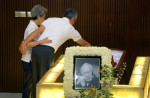 Lee Kuan Yew cremated in private ceremony at Mandai - 15