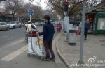 Beijing smog and funny things that people do - 11