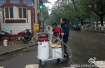 Beijing smog and funny things that people do - 15