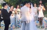 Nicky Wu marries Liu Shi Shi in Bali - 17