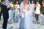 Nicky Wu marries Liu Shi Shi in Bali - 18