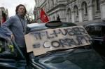 Uber protests around the world - 11