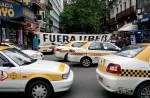 Uber protests around the world - 21