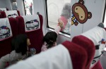 Hello Kitty-themed train unveiled in Taiwan - 8