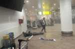 Explosions in Brussels airport and train station - 39