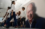 Lee Kuan Yew was part of their growing up years in the 1990s and beyond - 23