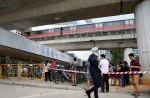 2 SMRT staff die in incident on MRT tracks - 44