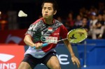 Badminton: Lee Chong Wei defeated by unseeded Indonesian - 8