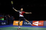 Badminton: Lee Chong Wei defeated by unseeded Indonesian - 10