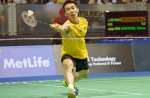 Badminton: Lee Chong Wei defeated by unseeded Indonesian - 17