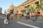 Thousands have fun on first Car-Free Sunday - 2