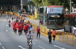 Thousands have fun on first Car-Free Sunday - 34