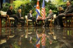 Obama arrives in Cuba after decades of hostility - 3