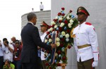 Obama arrives in Cuba after decades of hostility - 9