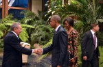 Obama arrives in Cuba after decades of hostility - 26