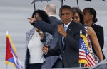 Obama arrives in Cuba after decades of hostility - 33