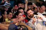 Hugh Jackman, Peter Dinklage and Fan Bingbing at Singapore premiere - 11