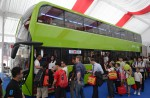 It's a Lush Green makeover for new bus fleet - 0