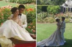 Reel-life couple Nicky Wu and Liu Shishi are married - 0