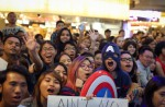 Thousands throng MBS to see Chris Evans and co-stars from Captain America: Civil War - 2
