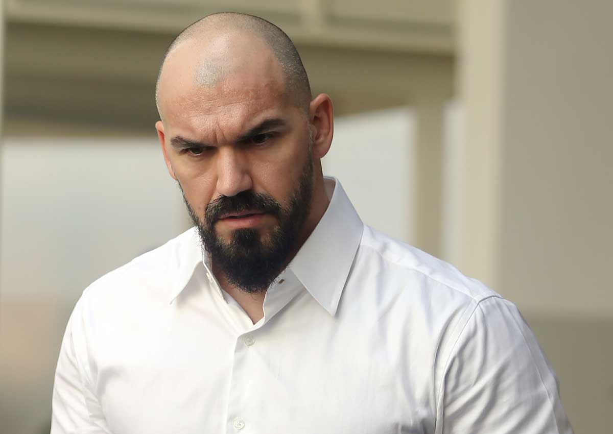Agc Not Appealing 4-Year Jail Sentence Of Mma Instructor In Underage Sex Case  Local -4701