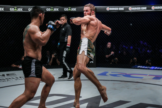 ONE Championship Completes Fight Card For ONE: LIGHT OF A NATION In Yangon