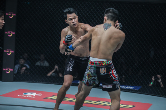 Sagetdao Petpayathai: From Muay Thai superstar to ONE contender