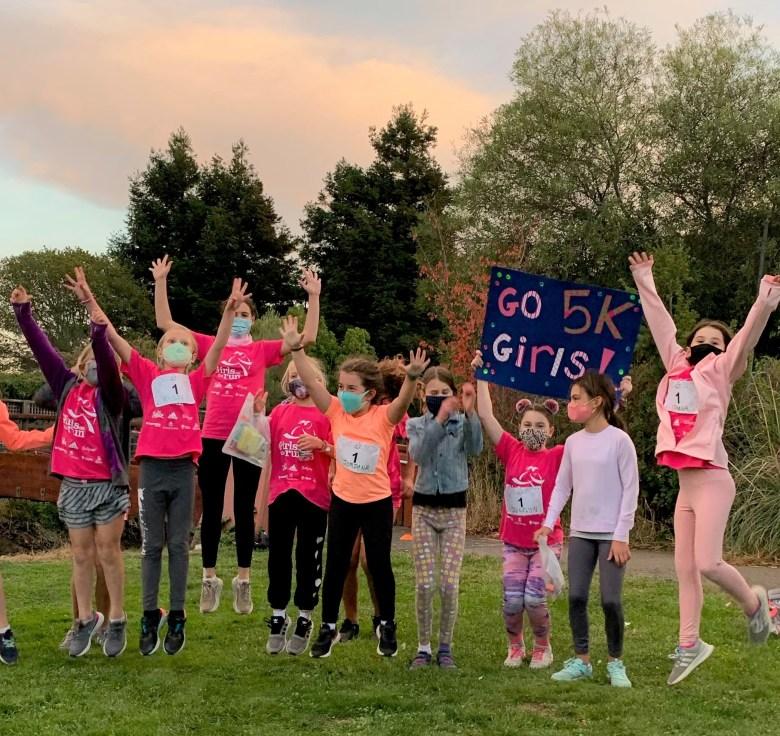 Girls on the Run Bay Area