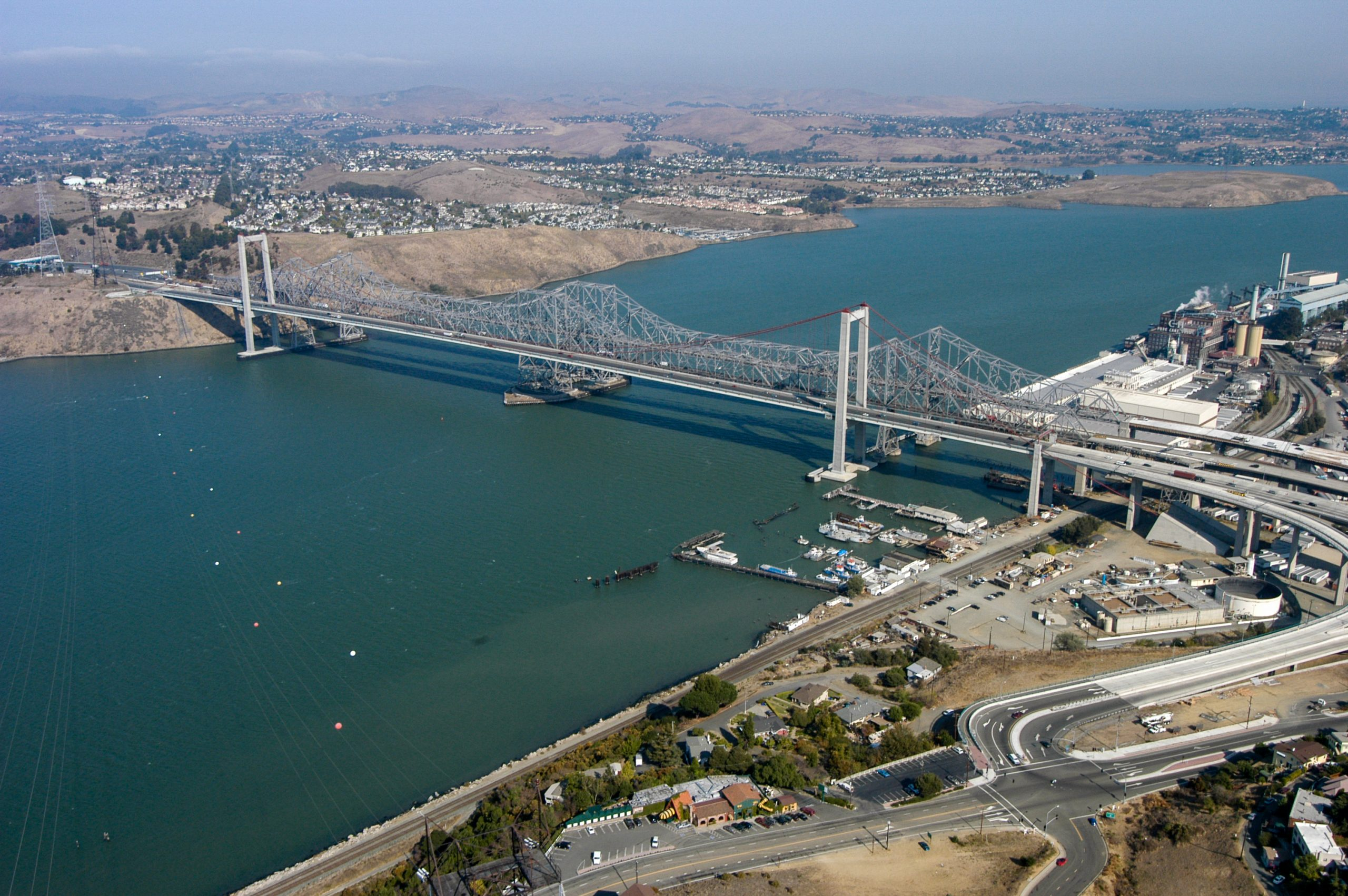 Bay Area Bridge Traffic Rebounding as Commuters Return