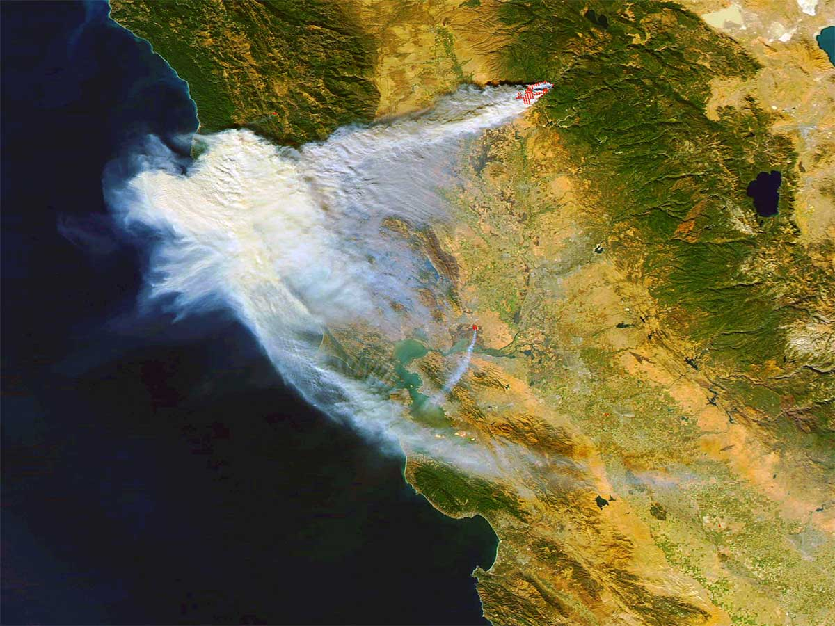 'We are very concerned': 2021 fire season could set records, and Bay Area is at risk