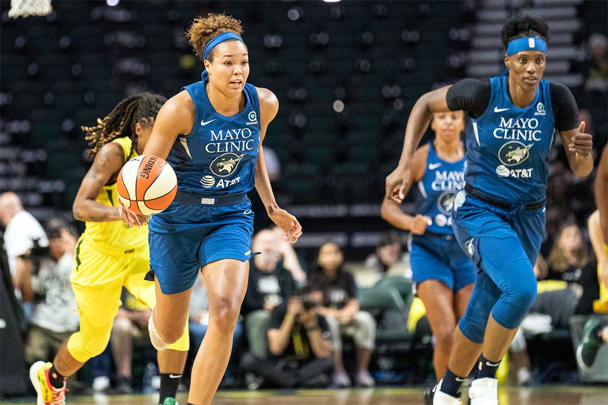 Black-owned investment group has goal to bring WNBA franchise to Oakland