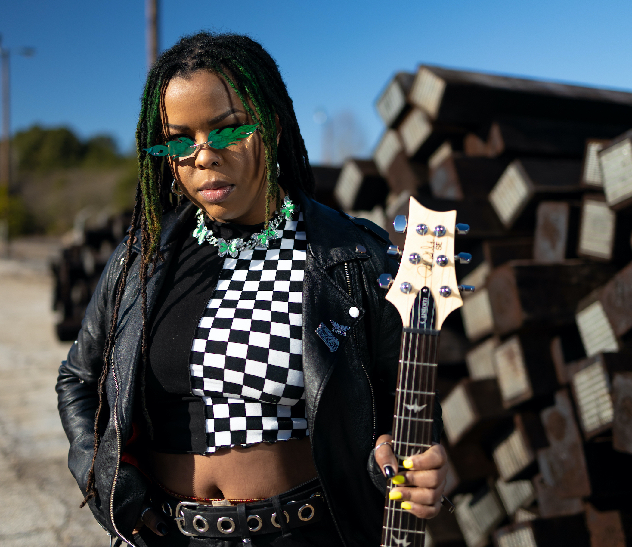 Celebrate Juneteenth with guitar heroes, a free Ledisi concert, film, dance and more