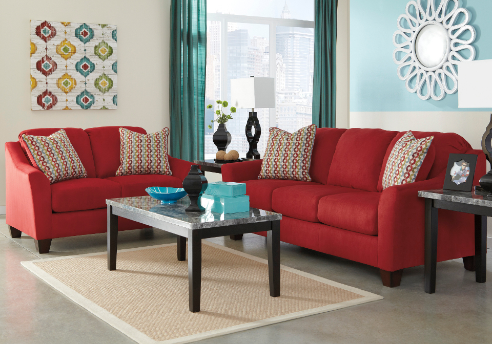 overstock sofa cover tailor malaysia hannin spice set local warehouse online furniture