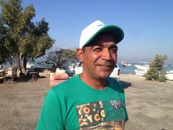 Abu Ahmed - Photo by Mawane
