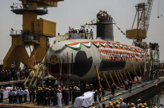 Indian Navy's Scorpene submarine