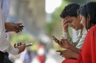 According to the study, over 70 percent of the apps were connected to at least one tracker (Representational Image, Courtesy: Manjunath Kiran/AFP/Getty Images)
