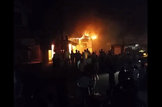 Wine shop, ATM on fire in Lonavala