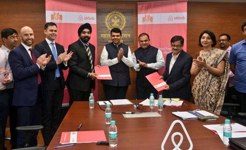 Airbnb partners with Maharashtra government to boost domestic, international tourism